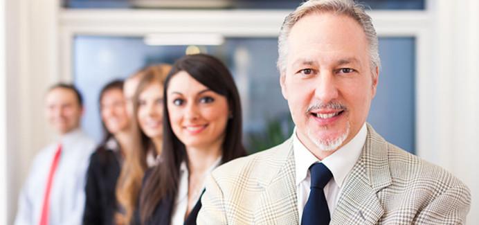 People in Business Attire - Employee Assistance Program