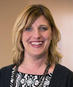 Amy Sanderson Clinical Director