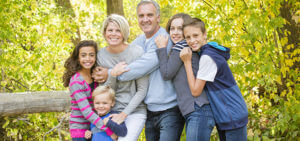 Family Photo - Family Therapy Options